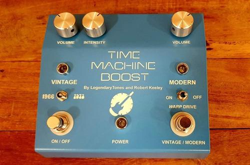time machine boost