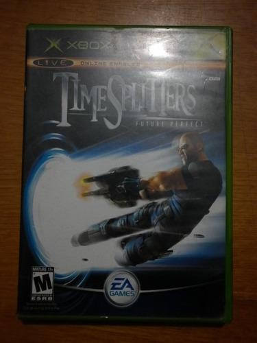 time spliters future perfect de x-box