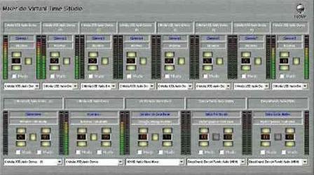 time studio 2 mesa de corte, cenário virtual, 3d, gc