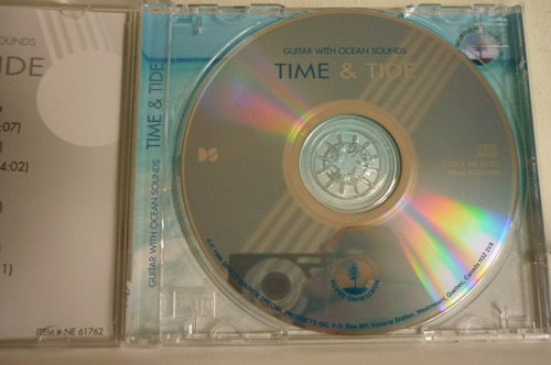 time & tide guitar with ocean sounds musica clasica opera