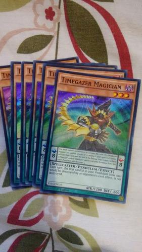 timegazer magician - ys14-en010 super rare