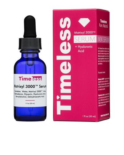 timeless serum matryxil 3000+ acd hialuronico 1% antiarrugas