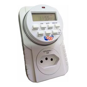 Timer Digital Bivollt - Temporizador