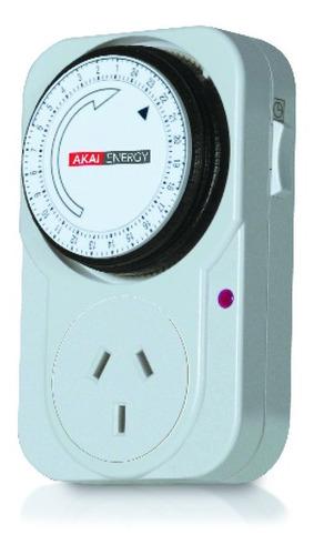 timer mecanico reloj programable enchufable automatico 2300w