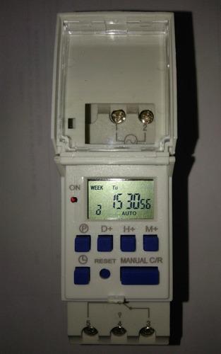 timer temporizador 220v.