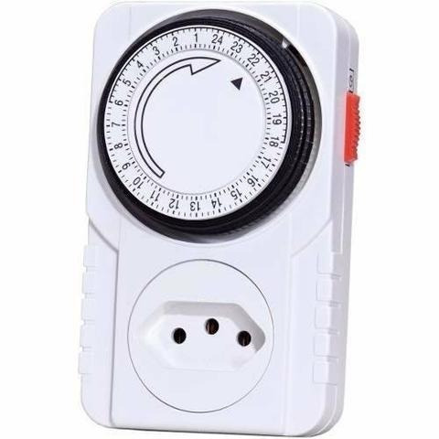timer temporizador analógico bivolt liga desliga automático