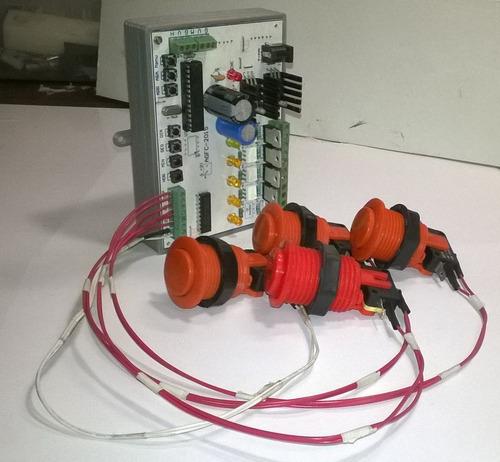 timer temporizador despachador cobrador vending cortacorrien