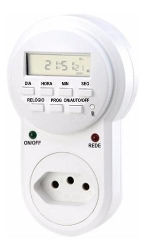 timer temporizador digital com contagem de segundos