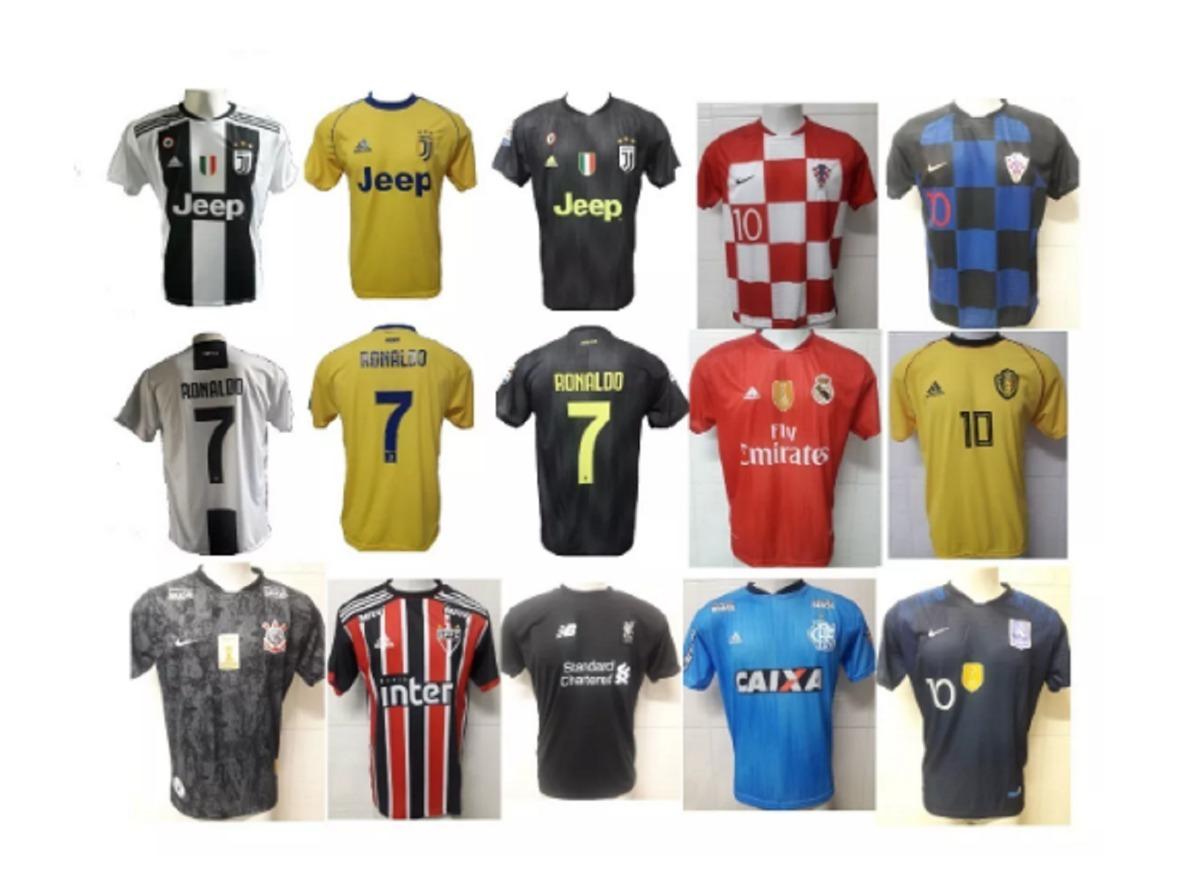 ebb399695618d Camiseta De Times Nacional Europeu Seleções De Futebol Euro - R  29 ...