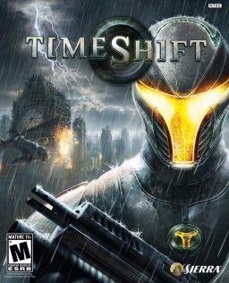 timeshift - jogo para pc - novo e lacrado