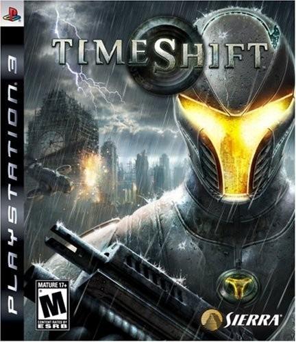 timeshift ps3 playstation time shift nuevo sellado