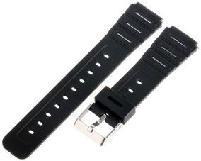 45eb5b0865db Correa Reloj Resina 18mm - Relojes y Joyas en Mercado Libre Chile