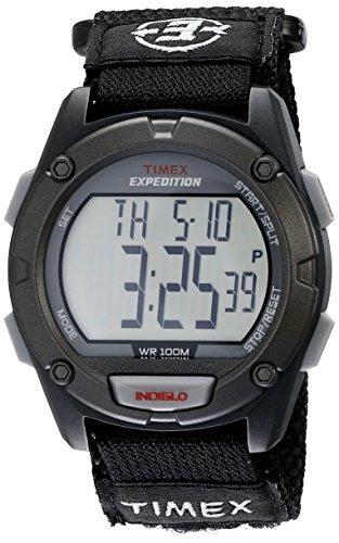 timex expedition classic reloj de cronometro con alarma digi