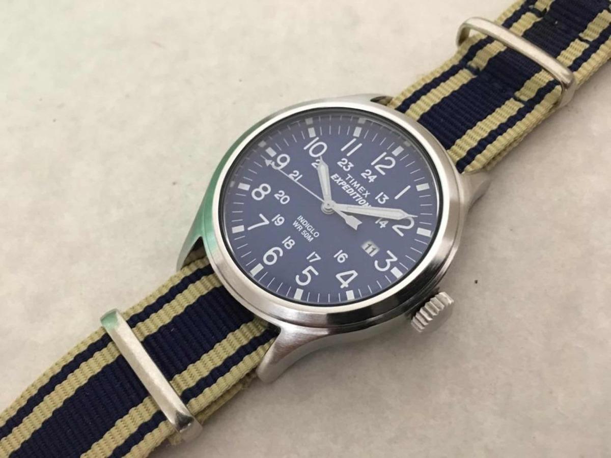 d89bfcd702fe timex expedition reloj para caballero. Cargando zoom.