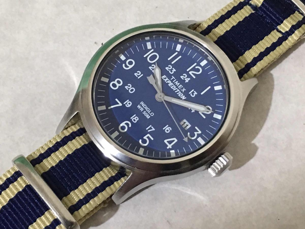 e2ee6b02f7bd timex expedition reloj para caballero. Cargando zoom.