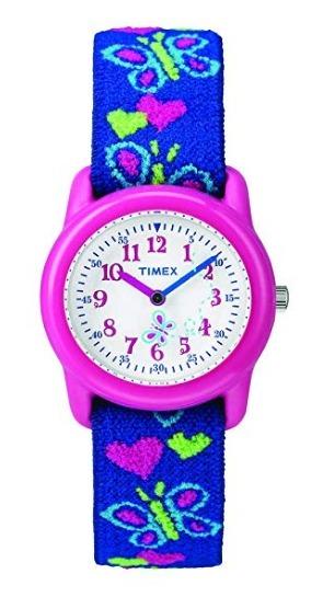 Machines Girls Tela Analógica Timex RelojSs Time Elástica 4jR5qA3L