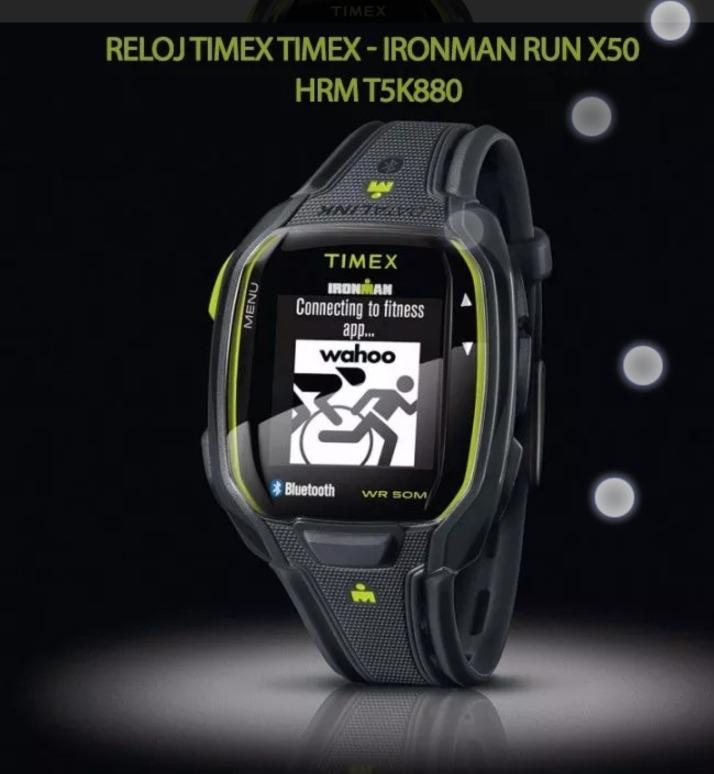 8b1633b5db26 Timex Ironman Run X50+ Cardio -   3.850