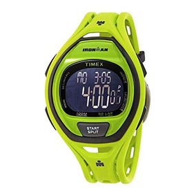 60f0aa13def8 Timex Ironman Sleek 50 Lap Cronografo Reloj Digital Para Hom