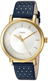 a141261c5ace Timex - Mujer Tw2r27600 Originals - Reloj De Pulsera De Cuer