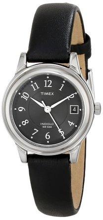 timex t mujeres cubren la elevada vestido clásicos negro r