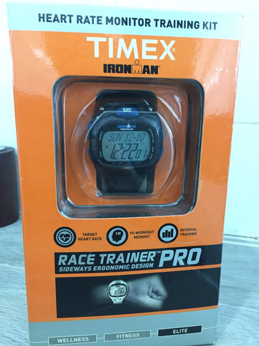 timex triatlón ritmo cardíaco