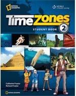 timezones 2.student book + multi-rom.national geografic.