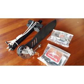 Timon + Pedaleras Moviles Kit Travesia Sot Kayak