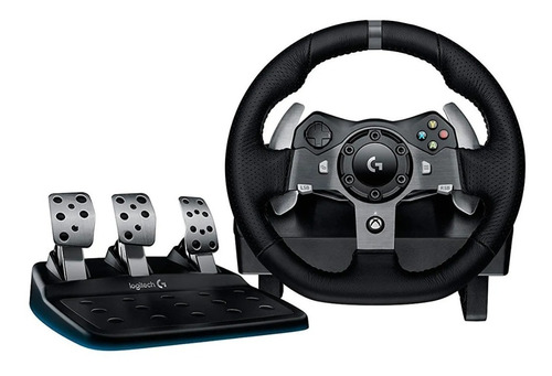 timon driving force logitech g920 para xbox one y pc