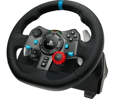timon logitech g29 driving force, pc / ps4 y ps3