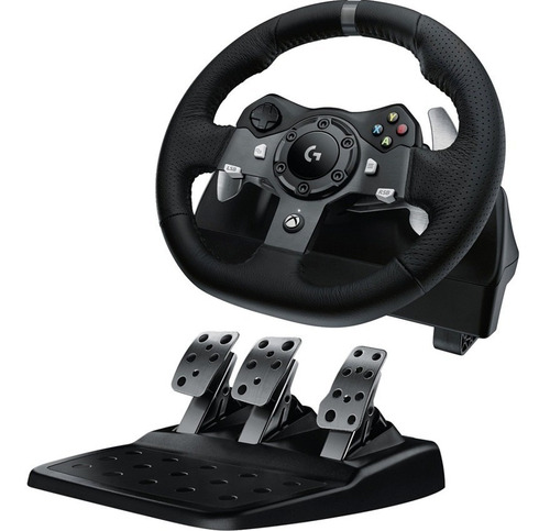 timon logitech g920 racing pc xbox one + pedales