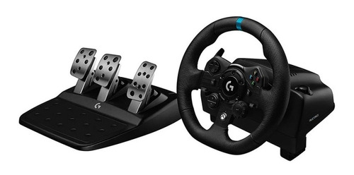 timon logitech g923 true force xbox one pc incluye pedales