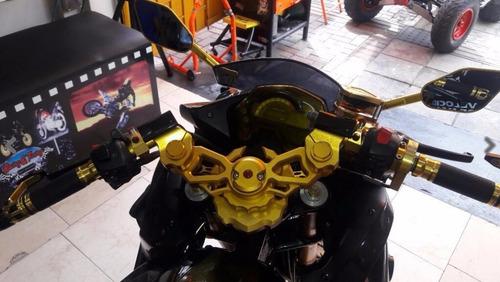 timon mariposa moto lujo bws gy6