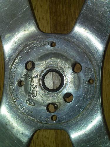 timon para kart u otros 25 cms diametro marca the 500