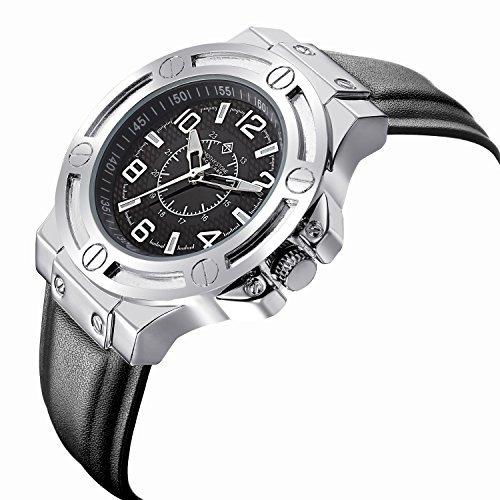 timothy stone mens relojes deportivos casual reloj de pulser