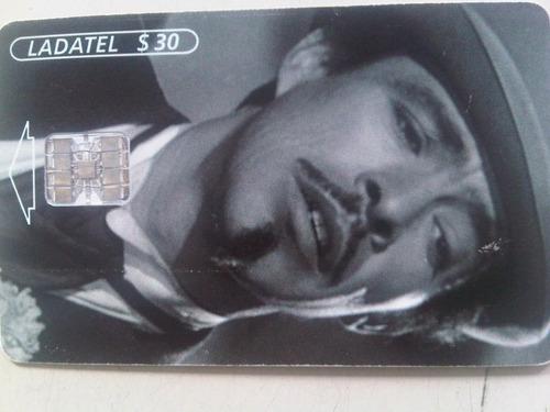 tin tan lote de 3 tarjeta telefónica mexicana