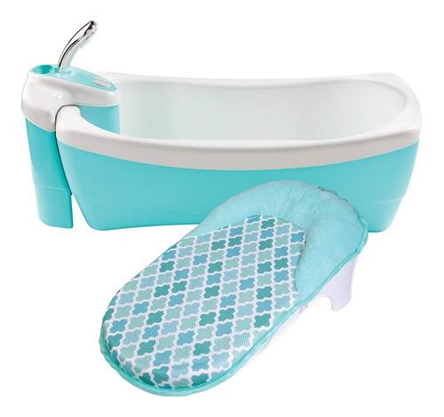 tina bañera summer spa burbujas azul  - envío gratis