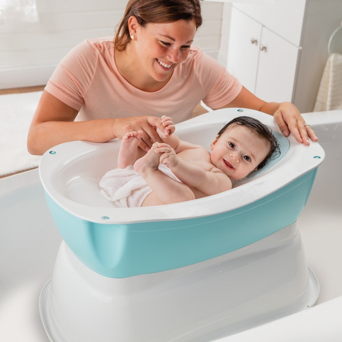 tina de baño summer infant  right height