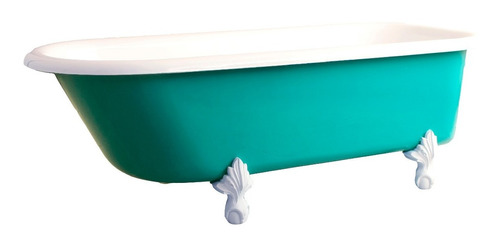 tina de baño vintage estilo antiguo 1.67x77