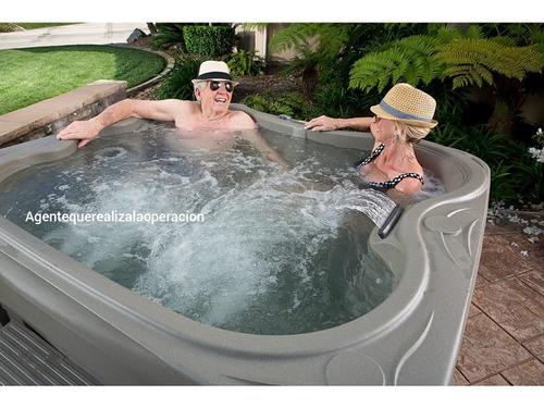 tina de hidromasaje relajación terapia con promoción spa
