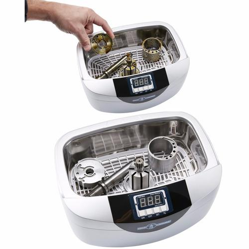 tina lavado de inyectores multiusos 2.5 lts. central machine