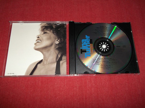 tina turner - simply the best cd imp ed 1991 mdisk