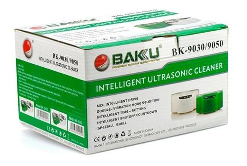tina ultrasonido baku bk 9050  30w / 50w timer calor