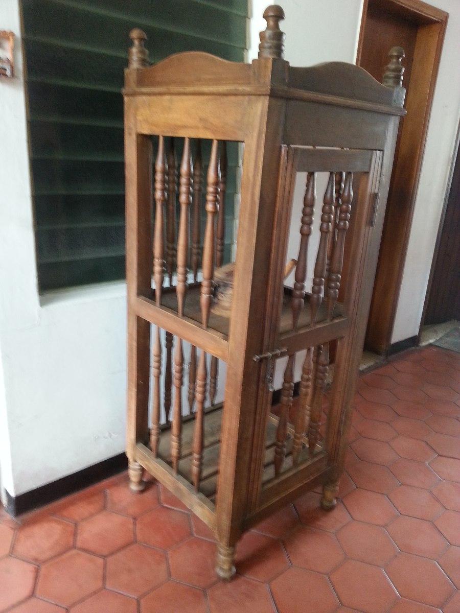 Tinajero de madera estilo antiguo bs en for Puertas de madera estilo antiguo