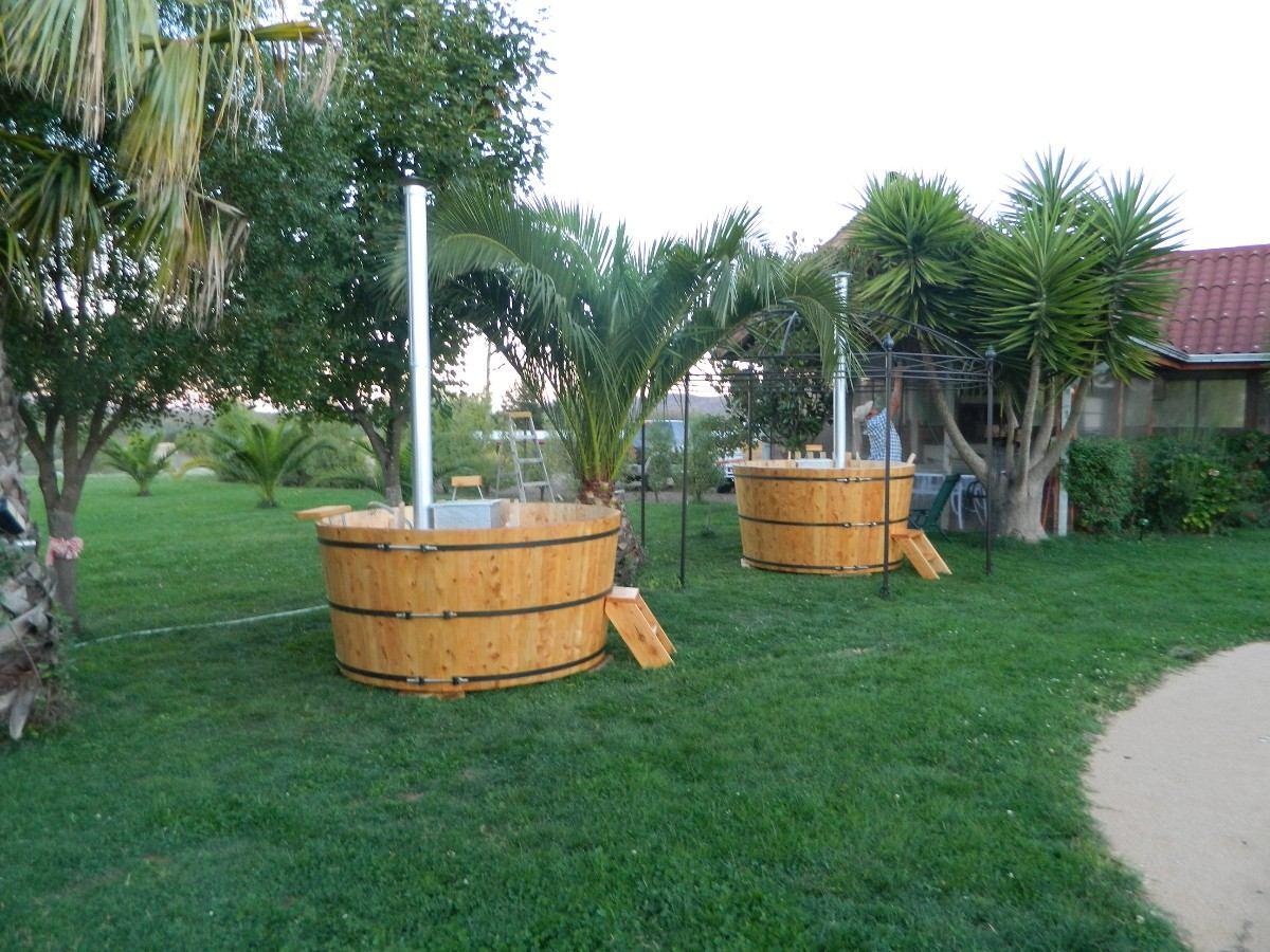 Tinas Calientes De Maderas Hot Tub Para 6 Personas 1 150 000  # Muebles Tomas Irribarra