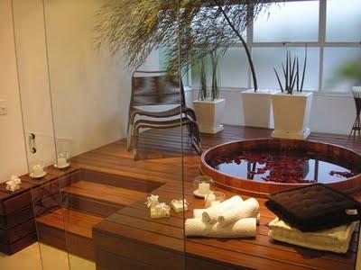 Tinas De Madera Terrazas Muebles Diseño Piscinas