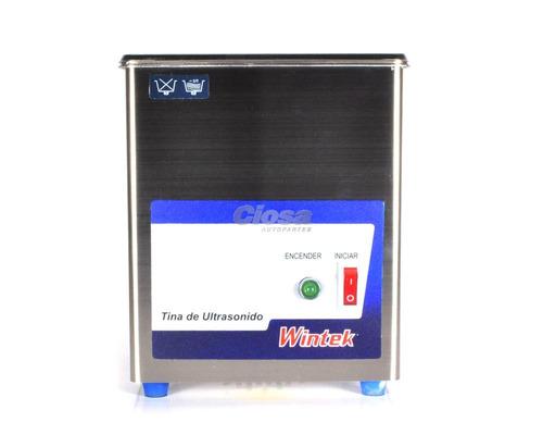 tina/tanque ultrasonido para maquina limpiadora inyectores