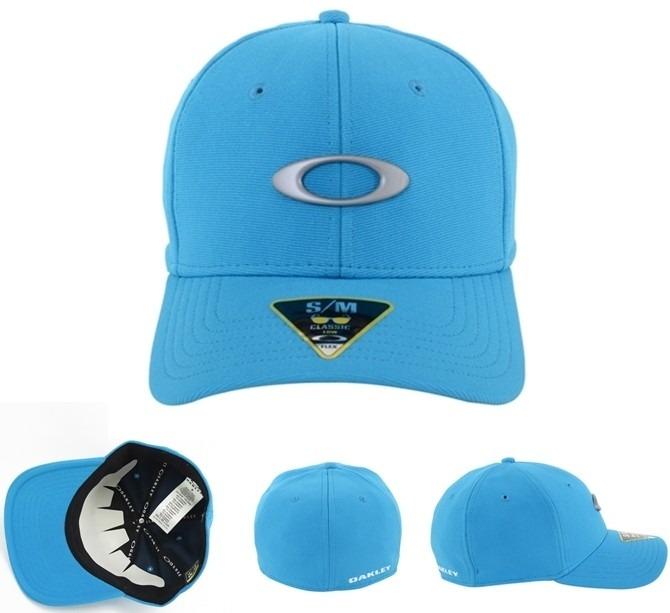 Tincan Azul Bebe Bone Oakley S m Importado ( Promoção ) - R  99 0210af797fb