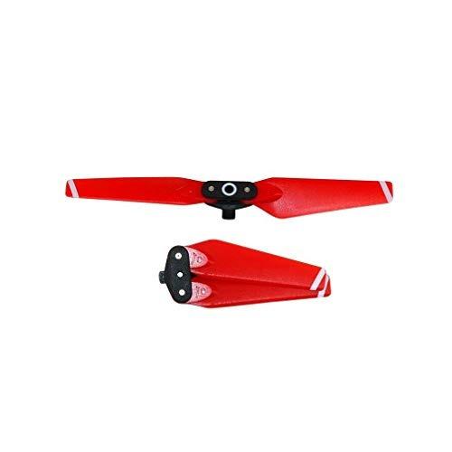 tineer colorido ligero hélice hélice cuchillas de liberaci