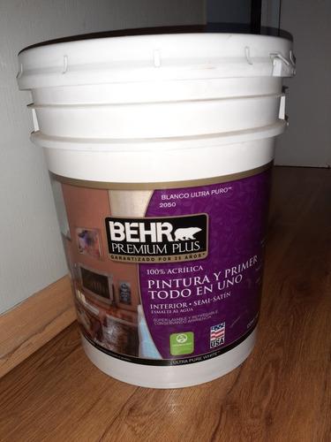 tineta berh premium plus blanco ultra puro