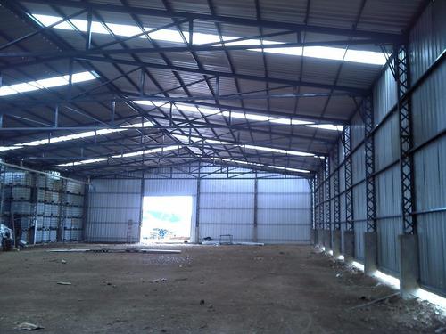 tinglados, galpones, techos, estructuras metálicas